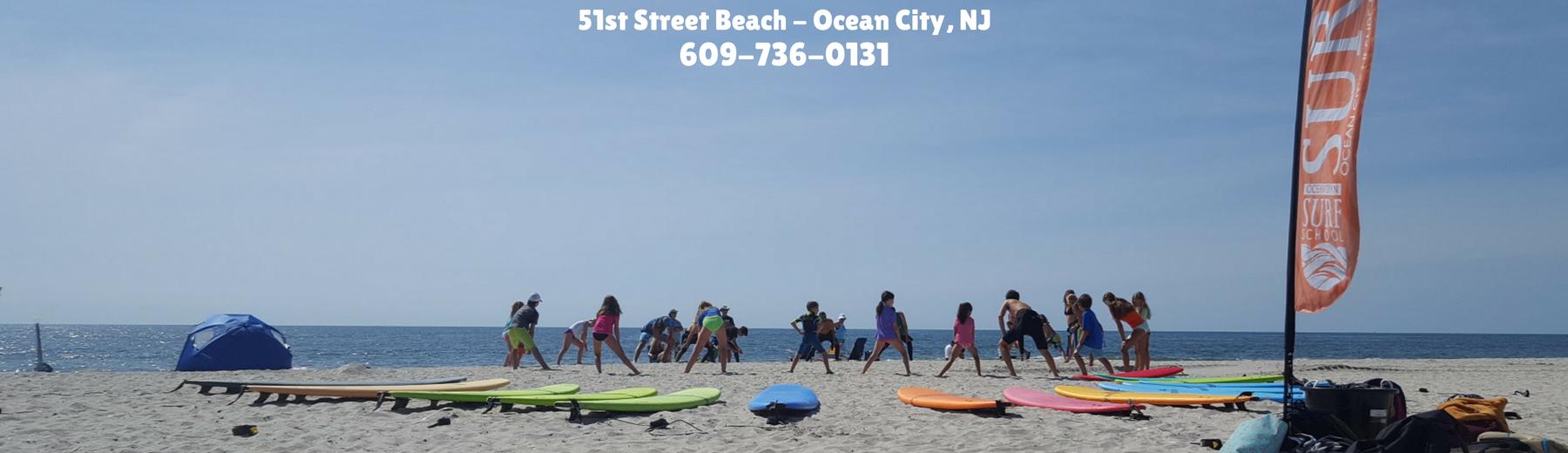 OCNJ Surf School